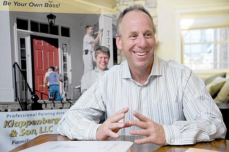 David Klappenberger, CEO