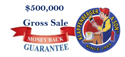 we give a money back guarantee for our franchises for veterans