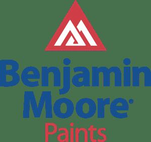 Benjamin Moore Painting log