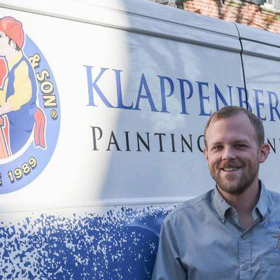 Franchisee testimonals by Daniel Tucker about Klappenberger & Son Franchise